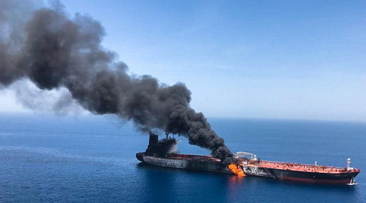 инцидент в Оманском заливе