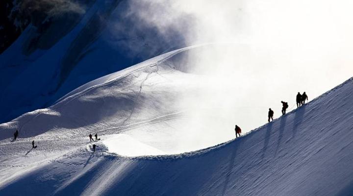 зміна правил сходження на гору Монблан
