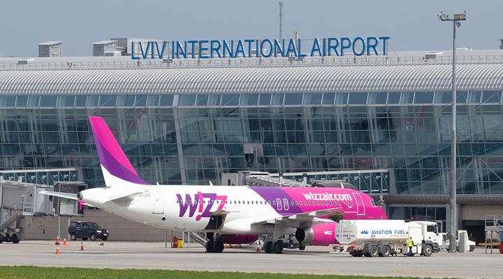 компания Wizz Air хочет обосноваться во львовском аэропорту