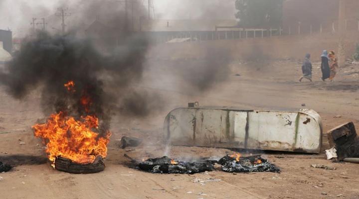 кровавый инцидент в Судане