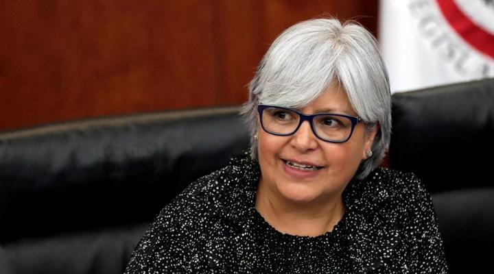 міністр економіки Мексики Грасіела Маркес