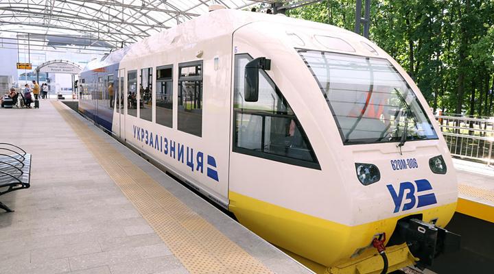 можуть з'явитися приватні поїзди до Борисполя