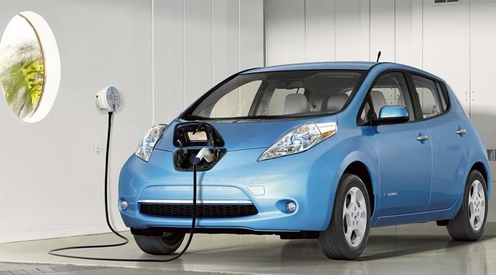 переход Европы на электромобили
