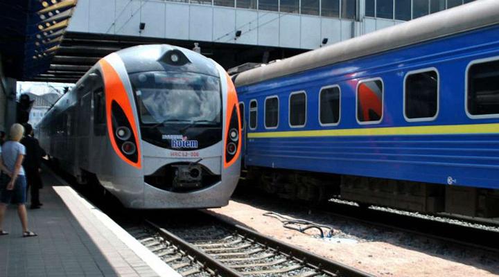 поезд из Украины в Болгарию