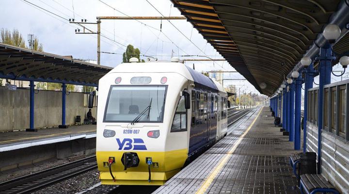 поїзд «Київ-Бориспіль Експрес»