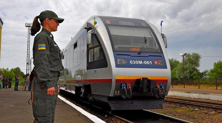 поїзд Здолбунів - Холм
