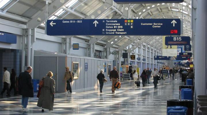 зростає пасажиропотік українських аеропортів