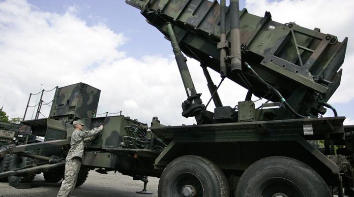 """США развернут дополнительные ракеты """"Патриот"""""""