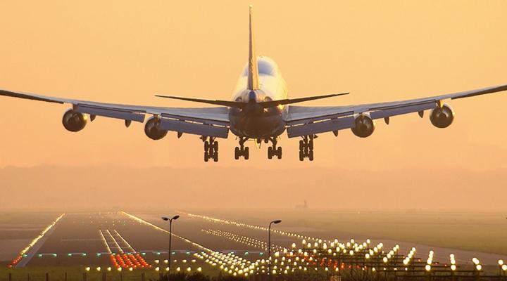 темпи зростання пасажирських авіаперевезень в Україні