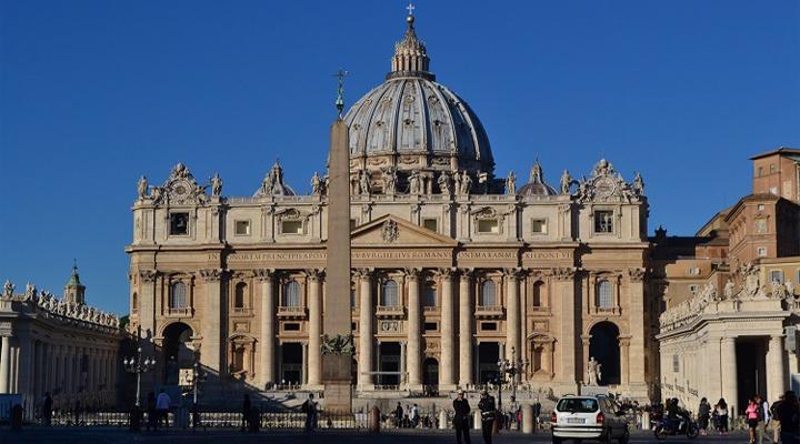 Ватикан улучшает экологию планеты