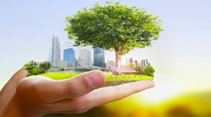 захист навколишнього середовища