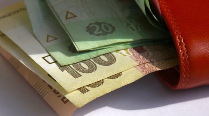 бюджет украинских семей снизился