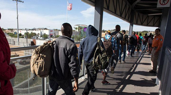 депортация нелегальных мигрантов из США