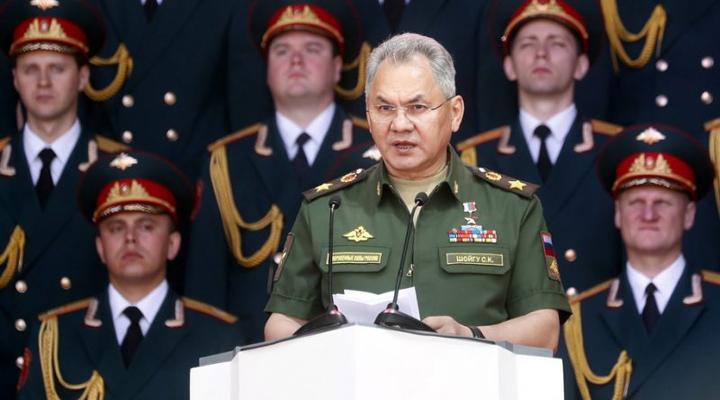 глава Міноборони Росії Сергій Шойгу