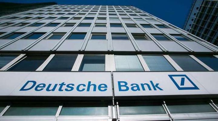 найбільше скорочення в Deutsche Bank