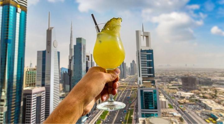 Лицензия на покупку алкоголя в Дубаи