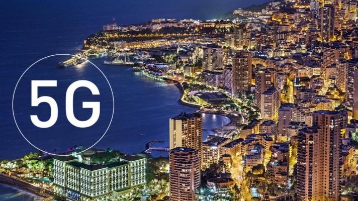 Монако первой подключила 5G интернет