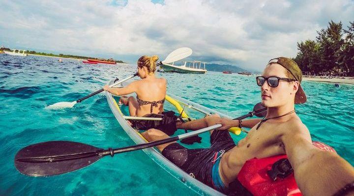 запрет на пластик на Бали
