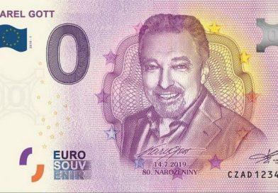 Нулевая купюра евро