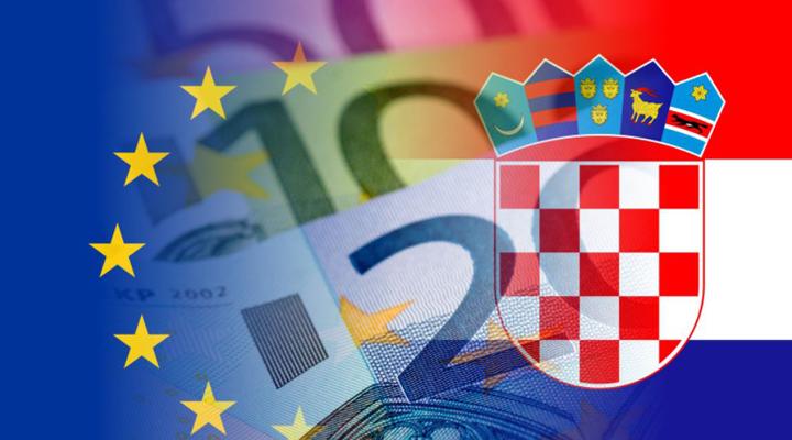 переход Хорватии на евро