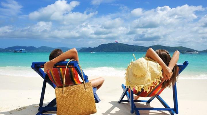 найпопулярніші місця для відпочинку