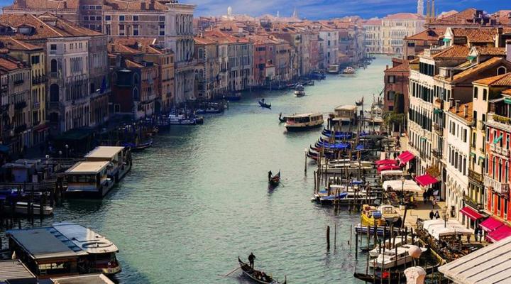 туристи у Венеції
