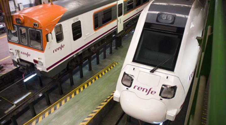 в Испании планируются забастовки железнодорожников