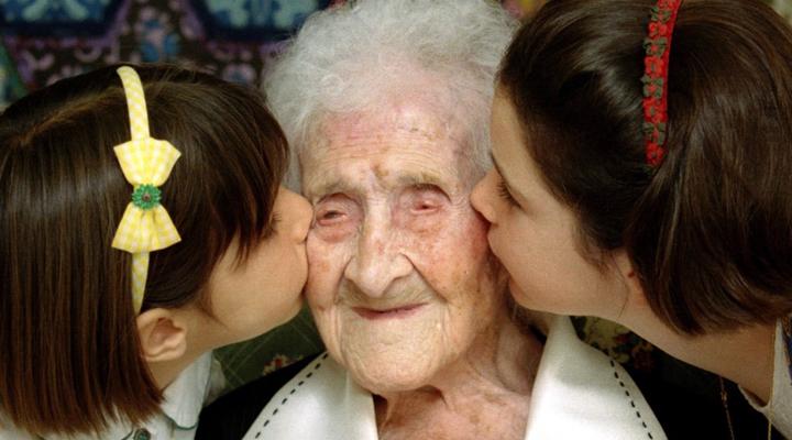 в світі збільшилося число довгожителів