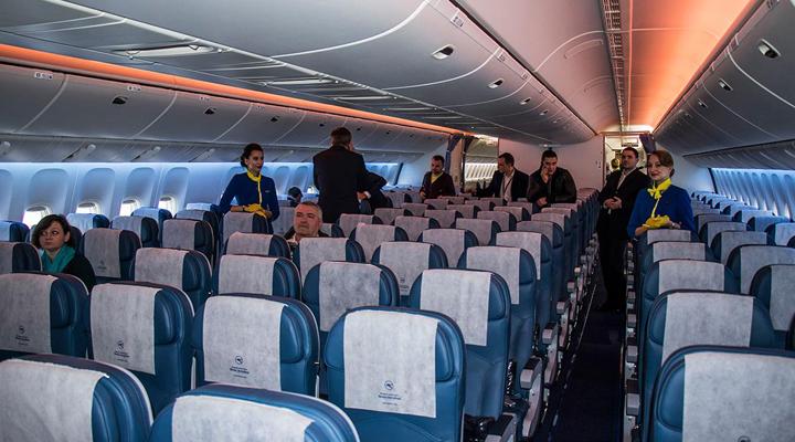 зросте плата за вибір місця в літаках МАУ