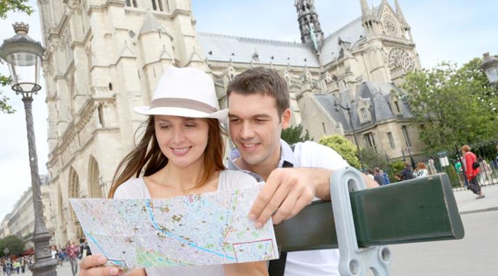 заборона туристичних автобусів в центрі Парижа