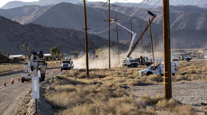 землетрус в Каліфорнії