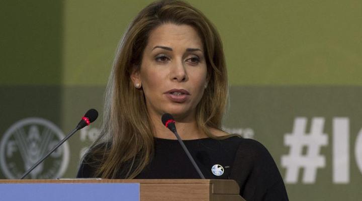 жена эмира Дубая