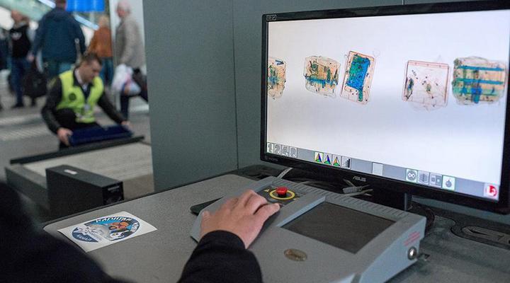 3D сканеры в аэропортах Великобритании