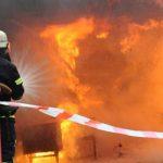 Ночной пожар в отеле в Одессе. Погибли девять человек
