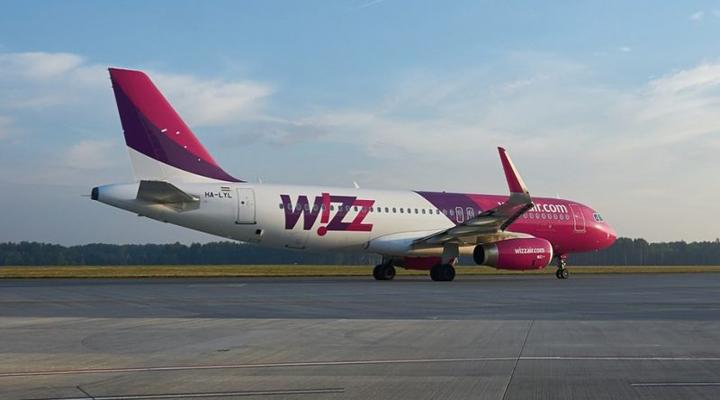 бюджетна авіакомпанія Wizz Air