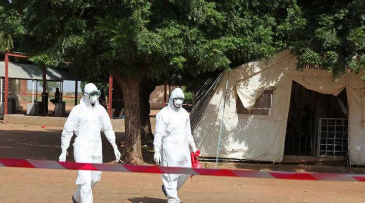 епідемія Еболи в Африці