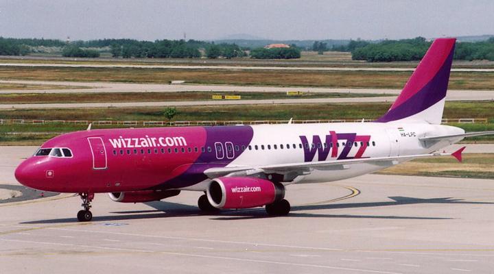 лоукостер Wizz Air збільшить частоту рейсів зі Львова
