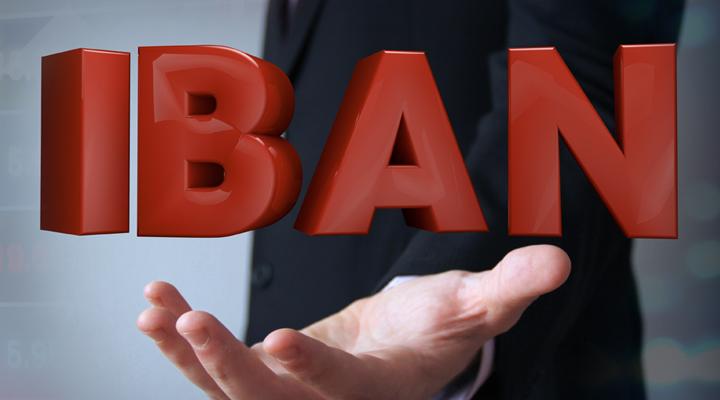 міжнародний номер банківського рахунку IBAN почав використовуватися в Україні