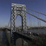 Предупреждение о бомбе закрыло Вашингтонский мост в Нью-Йорке