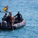 Біля узбережжя Барселони сапери знешкодили бомбу
