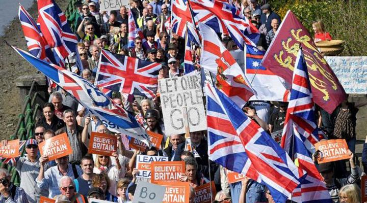 громадська думка з приводу Brexit