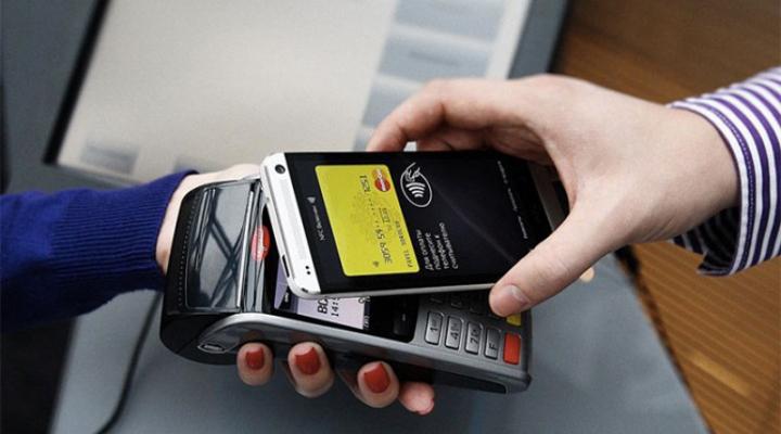 оплата за допомогою безконтактних карток і з NFC-пристроїв