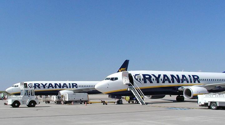 оштрафований бюджетний перевізник Ryanair