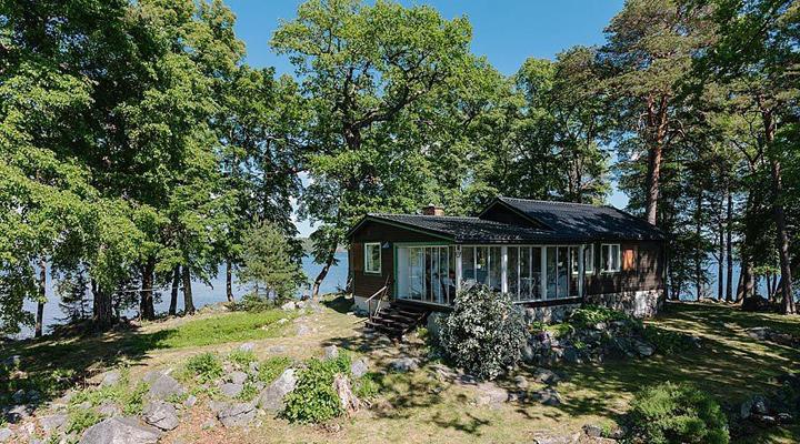 острів Ідей в Швеції