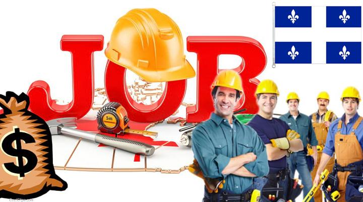 потреба в заповненні вакансій в Квебеку