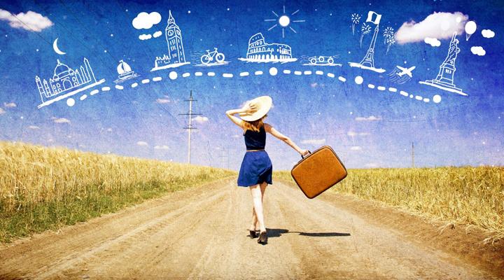предпочтения в направлениях для путешествий