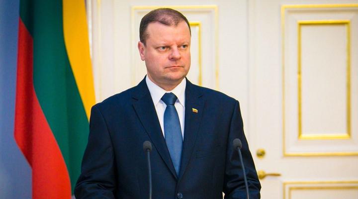 прем'єр-міністр Литви хворий на рак