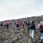 Исландия официально попрощалась с ледником Окджокулл. Он простоял 700 лет