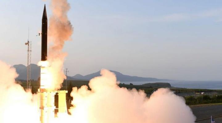 ракетні випробування, проведені США