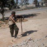 Сили лівійської національної армії бомбили цивільний аеропорт